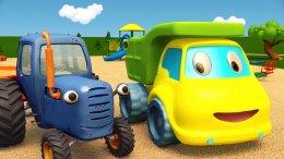 Мультики про тракторы