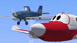 Мультики про самолеты