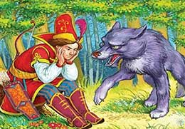 Сказка Иван-царевич и серый волк