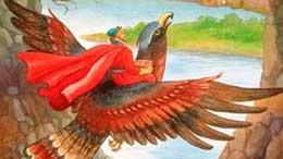 Сказка Финист-ясный сокол