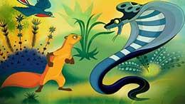 Сказка Рикки Тикки Тави
