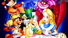 Сказка Алиса в стране чудес