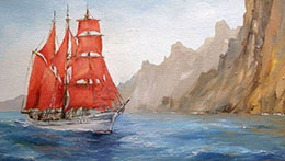 Сказка Алые паруса