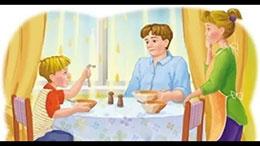 Сказка Гусиное горлышко